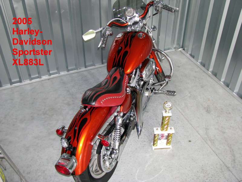 2005 Scion Trdequipped Xa. Ride: 2005 Harley Davidson