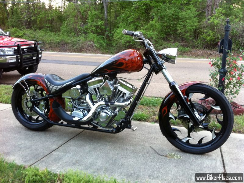 West Coast Choppers Custom Motorcycles – HD Wallpapers