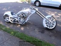 2008 All American Chopper Rockzilla