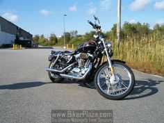 2006 Harley Sporty 1200 Custom