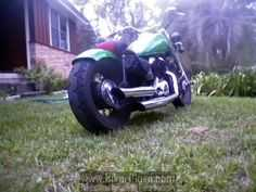 1998 Honda Shadow VT750
