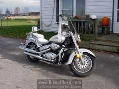 2004 Suzuki Intruder Valusia