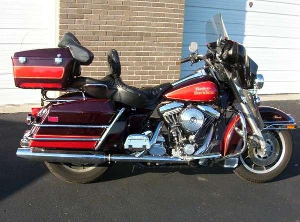 Harley Davidson Electra Glide 1990