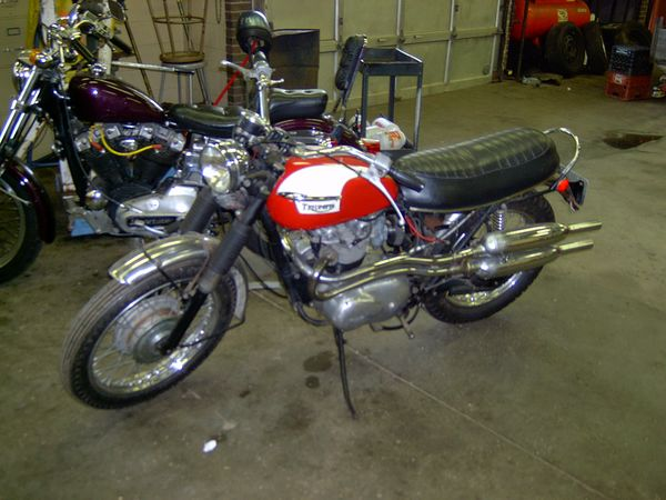 1972 triumph motorcycle modelson - photo #41