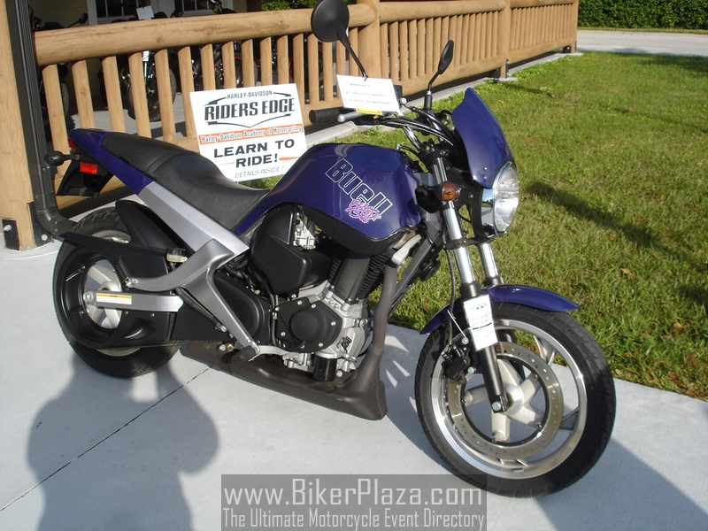 Motorcycle for sale by Dealer, a 2002 Buell - Blast, 1 Cylinders,