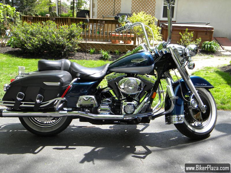Harley Davidson Road King Classic 2001 Pictures