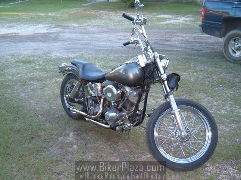 Harley-Davidson - Shovel Head 1966