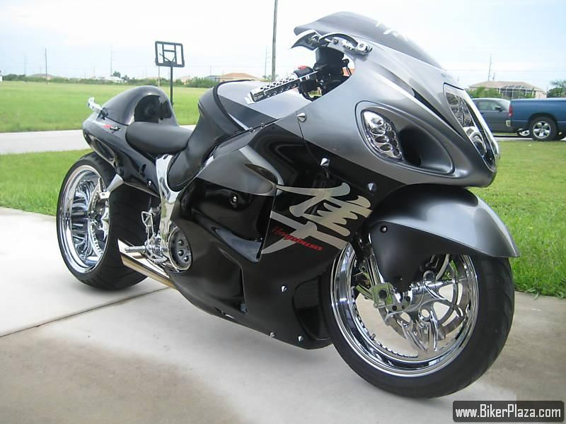 Motorcycle for sale by private owner a 2005 suzuki hayabusa gsx