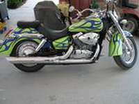2006 - Honda - Shadow