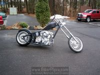 2008 - Custom Built Motorcycle - 250 Soft Tail Chopper
