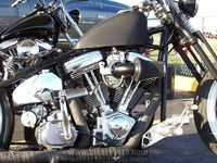 2010 - Custom Built Motorcycle - Old School Bobber