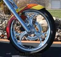 2008 - Custom Built Motorcycle -
