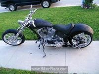 2009 - Custom Built Motorcycle - Soft Tail