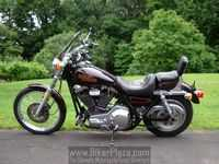 1987 - Harley-Davidson - Low Rider 10th Anniversary