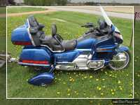 For sale by private owner a 1993 honda goldwing aspencade