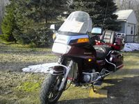 1984 - Honda - Goldwing
