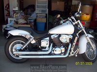 2002 - Honda - Shadow Spirit