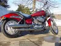 2008 - Honda - Shadow Sprit C2
