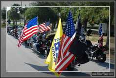 Armed Forces Memorial Ride