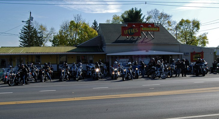 Benefit Ride Crazy Larry Hendricks 2009