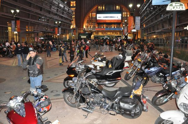 Toys For Tots Motorcycle Events : Dallas stars toys for tots ride and game motorcycle