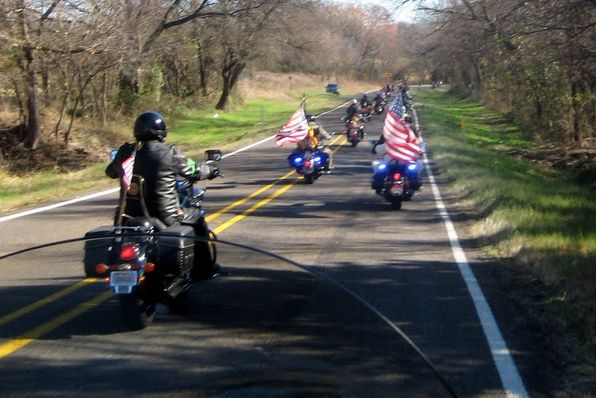 Toys For Tots Motorcycle Run : Dfw toys for tots motorcycle run event photos