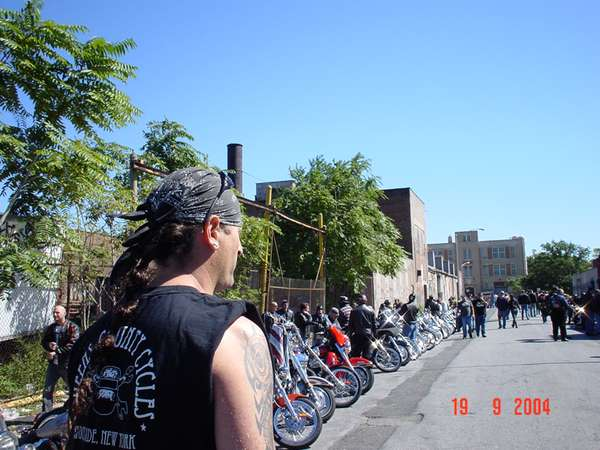 Indian Larry Memorial 2004