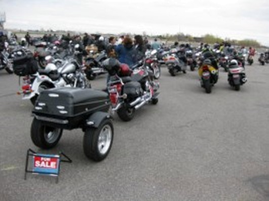 Motorcycle Awareness Rally 2009