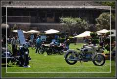 Quail Motorcycle Gathering 2009