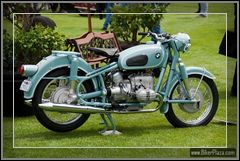 Quail Motorcycle Gathering motorcycle show
