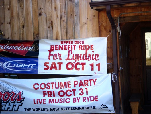Ride For Lyndsie 2008