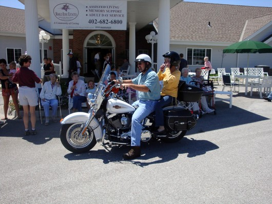 Ride To Remember For Alzheimers Association Midlands 2009