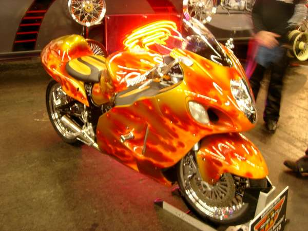 San Francisco Motorcycle Show 2007