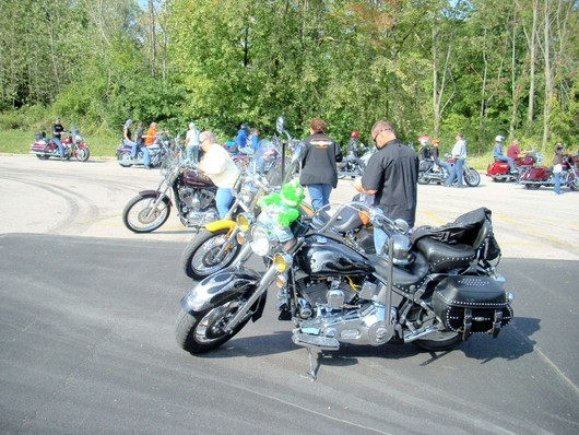 Teddy Thunder Poker Run 2008