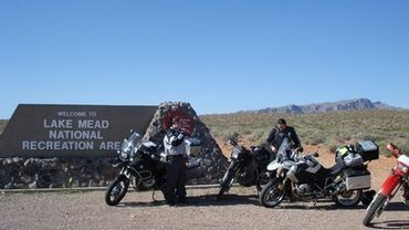 Grand Canyon Adventure Motorcycle Ride